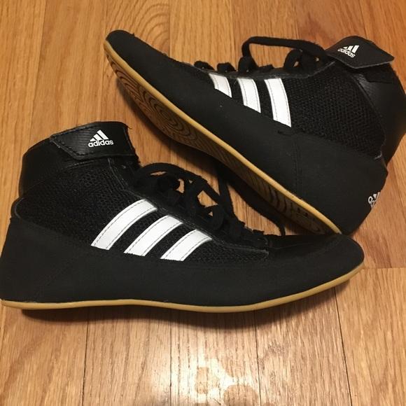 3b30e8a1 adidas Shoes | Hvc Youth Wrestling Shoe | Poshmark